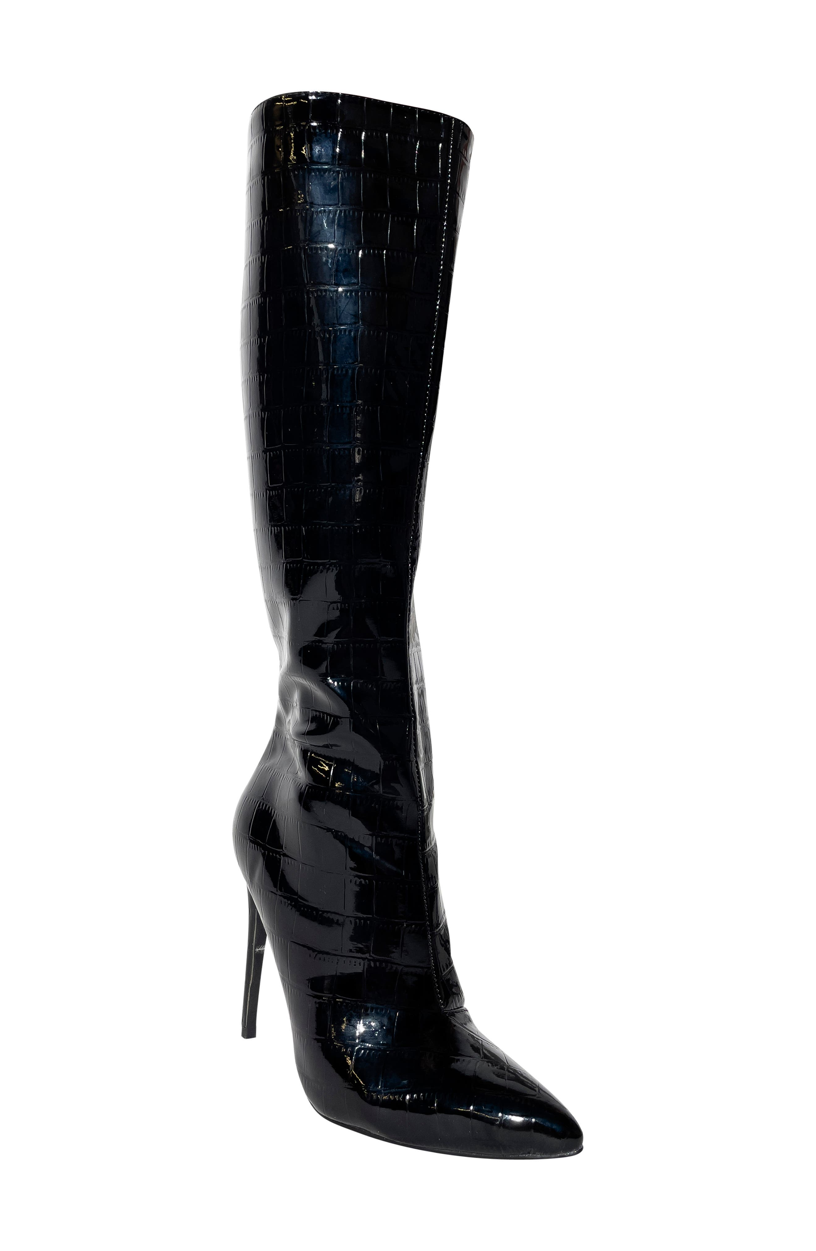 Cal Pointed Toe Boot