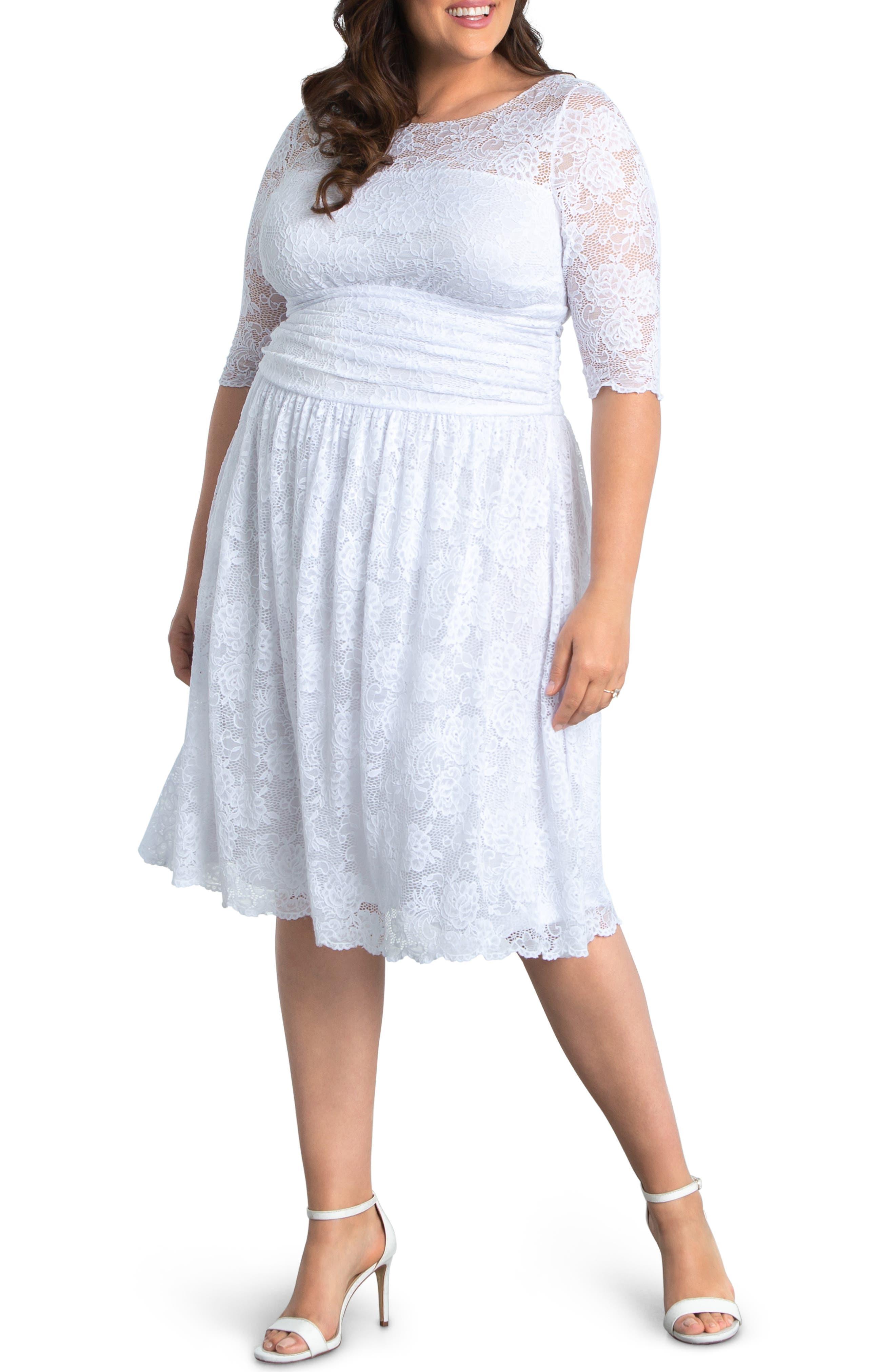 Aurora Lace Dress