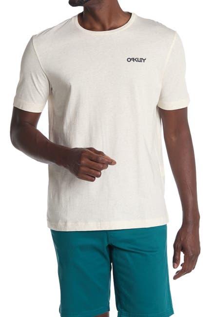 Image of Oakley Back Ad Heritage T-Shirt