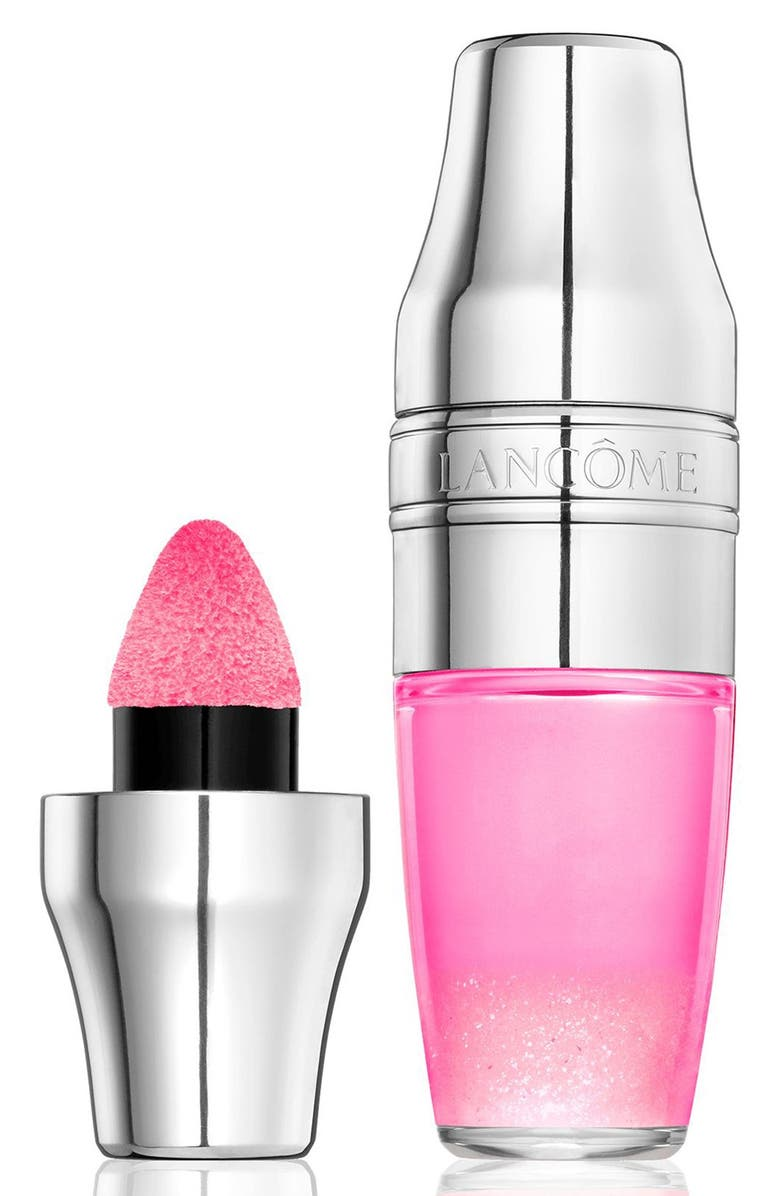 LANCÔME Juicy Shaker Tinted Lip Oil, Main, color, LEMON EXPLOSION