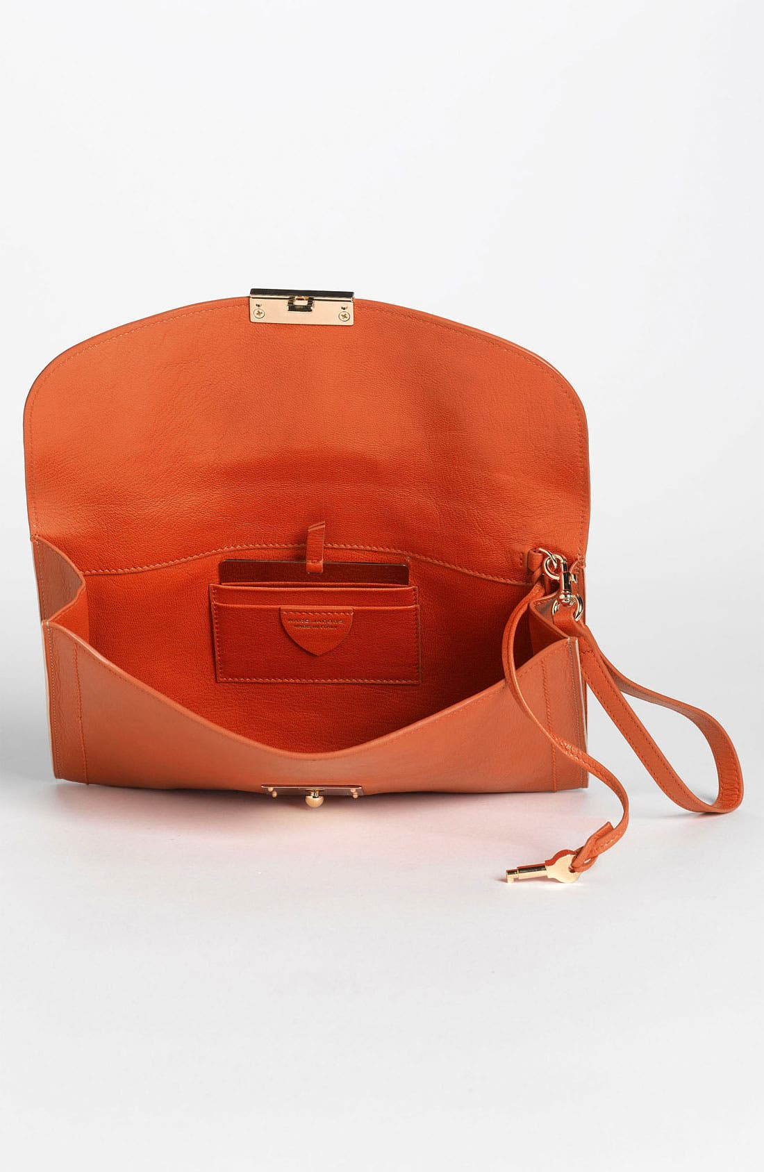 ,                             '1984 Isobel' Leather Clutch,                             Alternate thumbnail 10, color,                             800