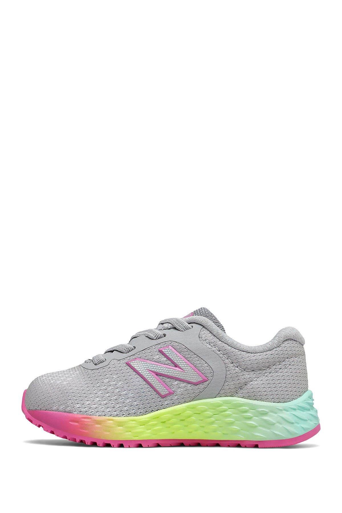 New Balance Arishi v2 Athletic Sneaker (Baby & Toddler) - Wide Width Available