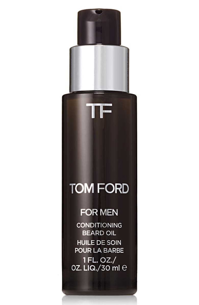 TOM FORD Fabulous Beard Oil, Main, color, NO COLOR