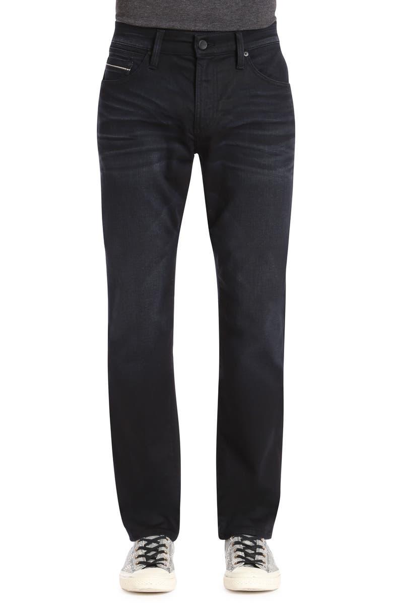 MAVI JEANS Marcus Slim Straight Leg Jeans, Main, color, 401