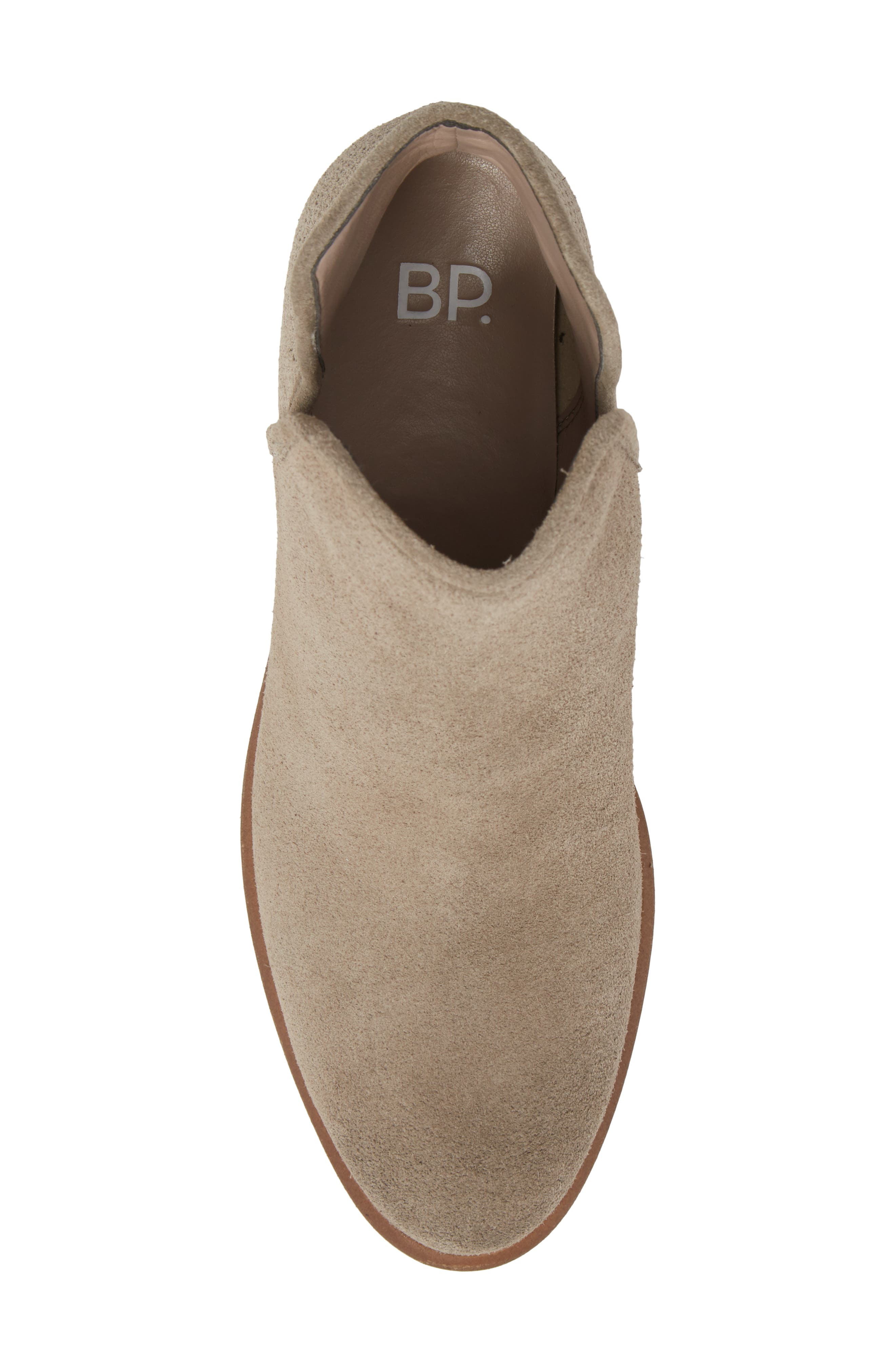 ,                             BP Barris Block Heel Bootie,                             Alternate thumbnail 37, color,                             043