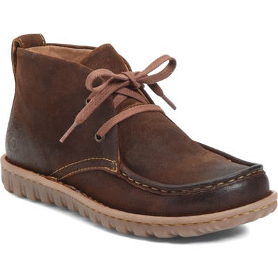 B?rn Glenwood Chukka Boot- Brown