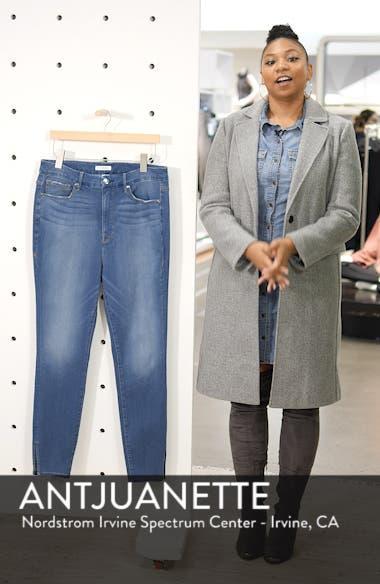 Good Legs Side Slit High Waist Skinny Jeans, sales video thumbnail