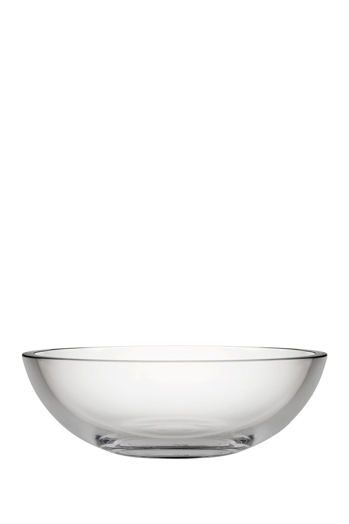 Image of Nude Glass Mini Lily Bowl - Medium - Clear