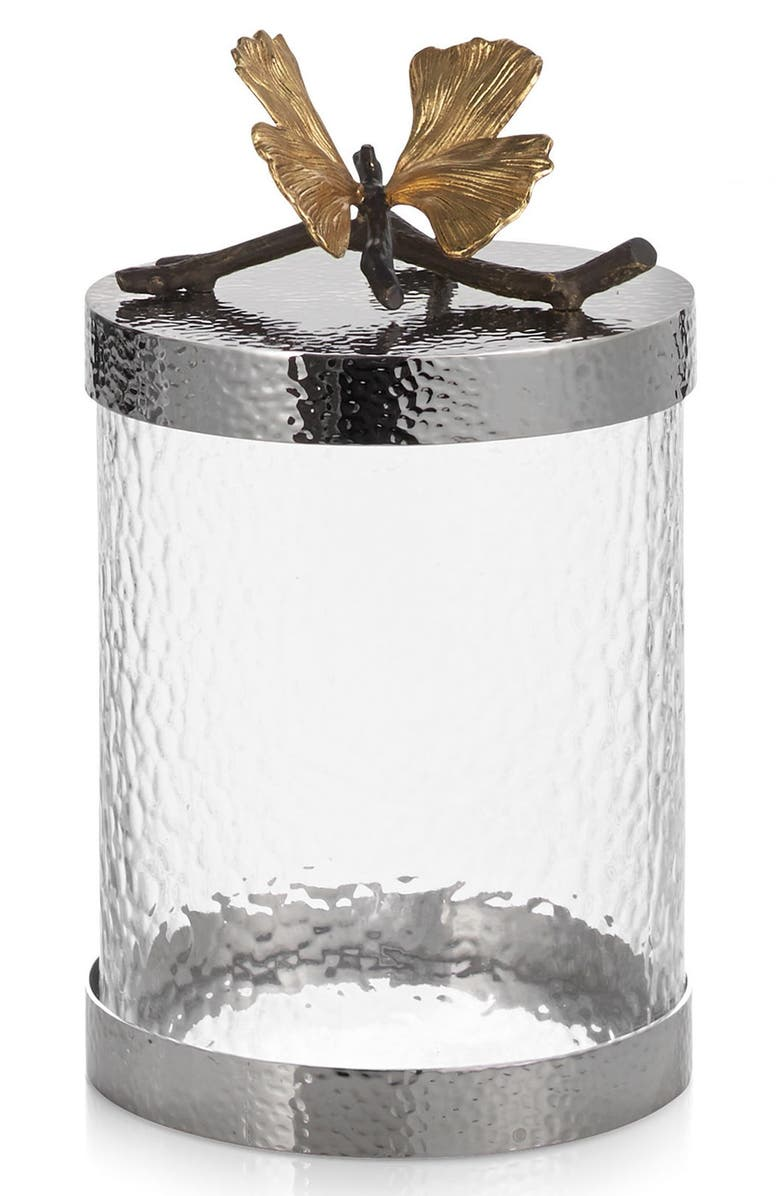 MICHAEL ARAM 'Butterfly Ginkgo' Small Canister, Main, color, 100