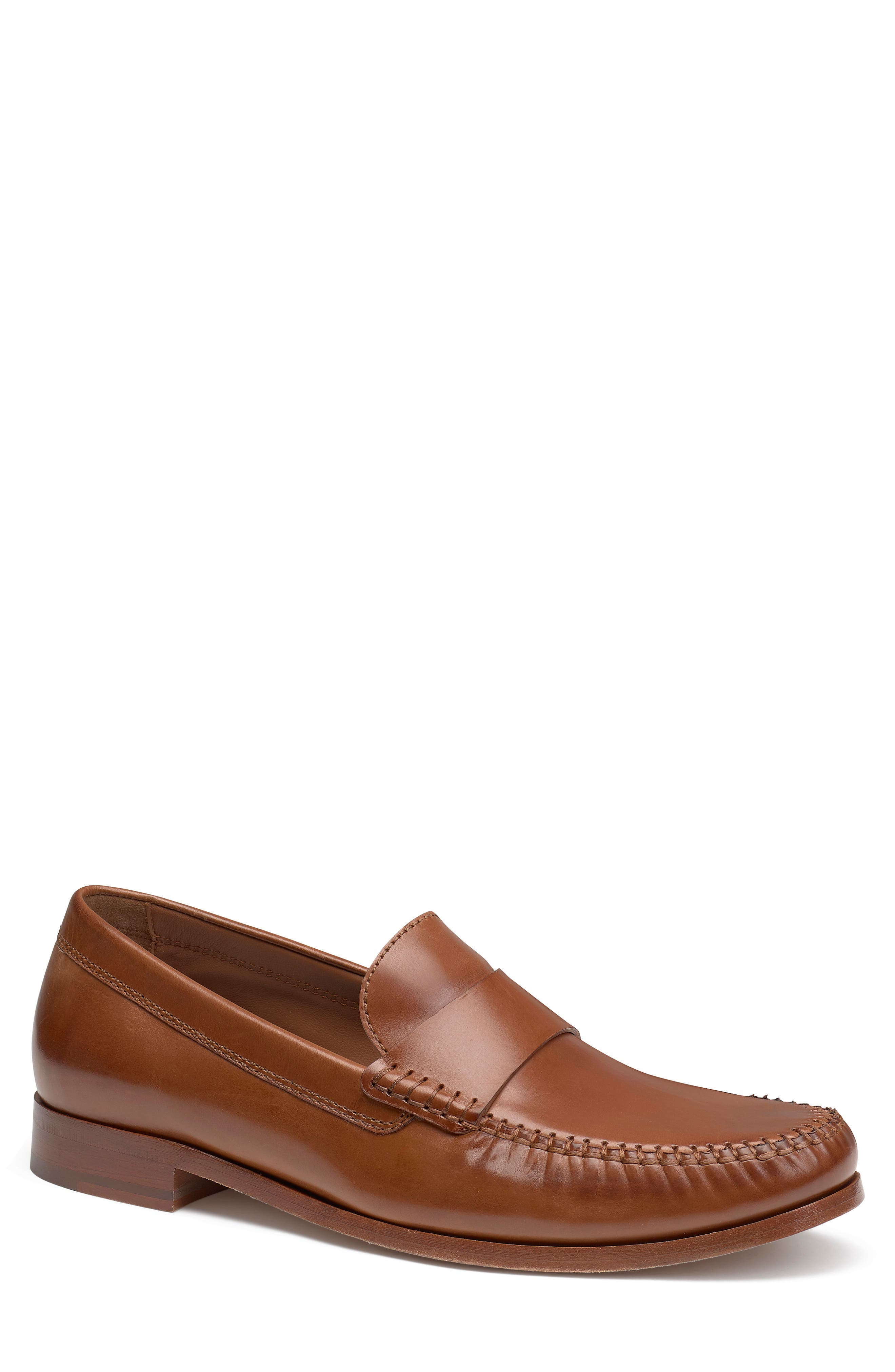 Image of Trask Sutton Penny Loafer