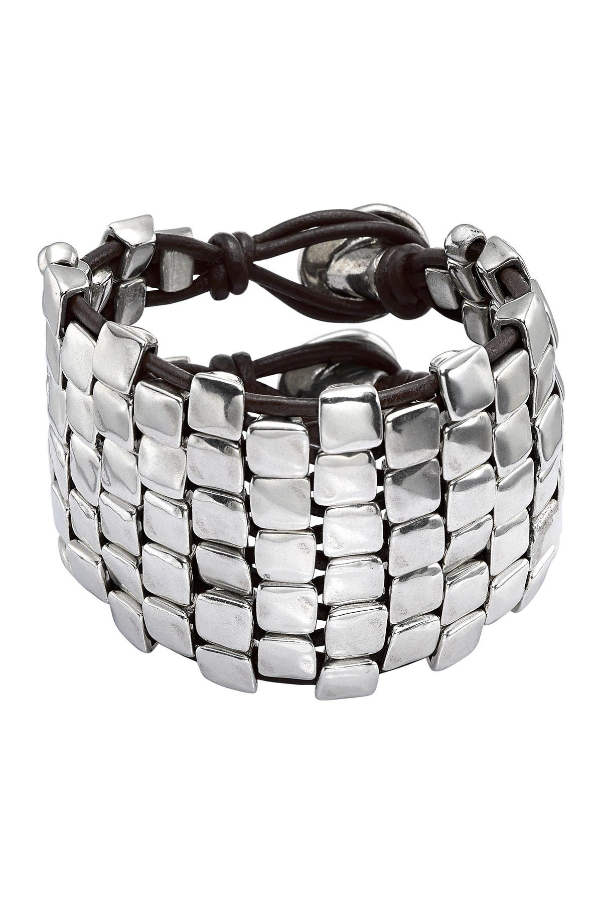 Image of Uno De 50 Wall Up Bracelet