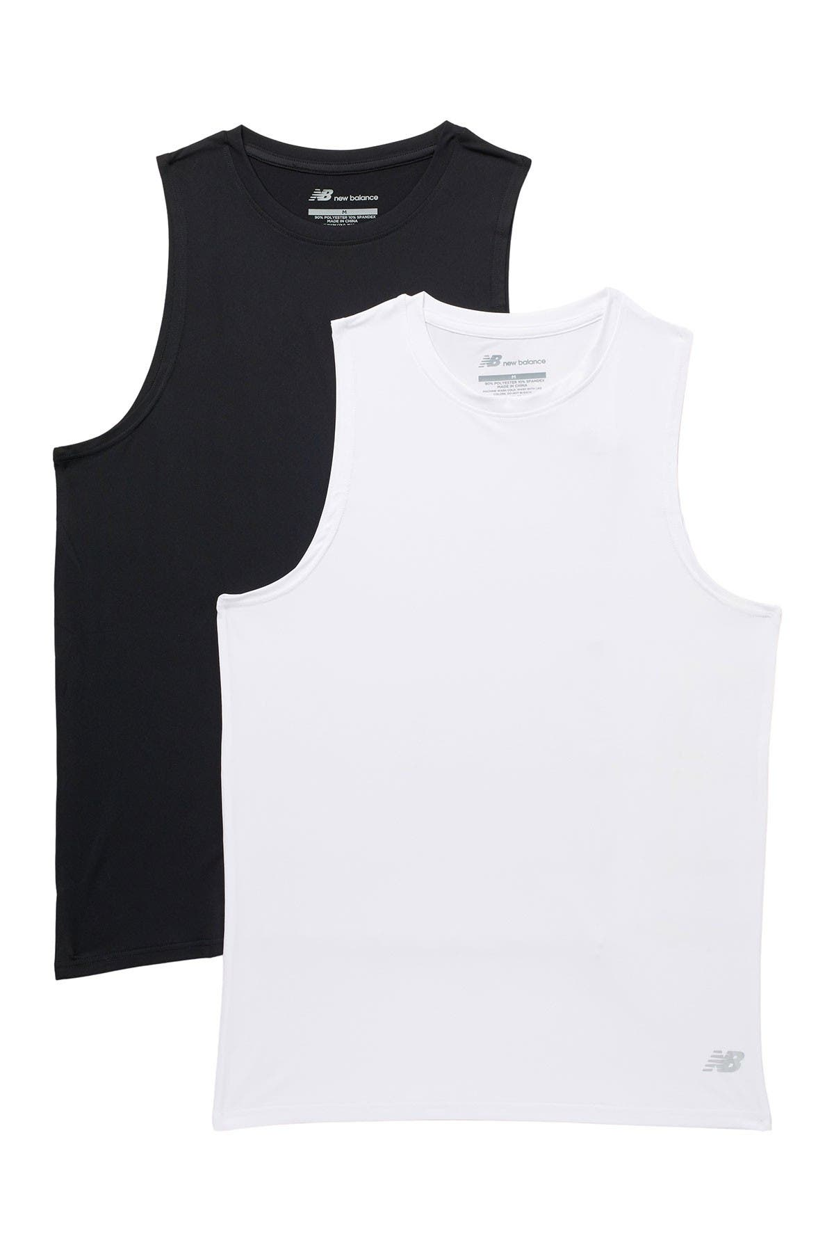 Image of New Balance Performance Tank - Pack of 2