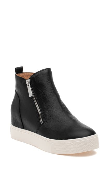 Image of J/Slides Sky Platform Wedge Sneaker Boot