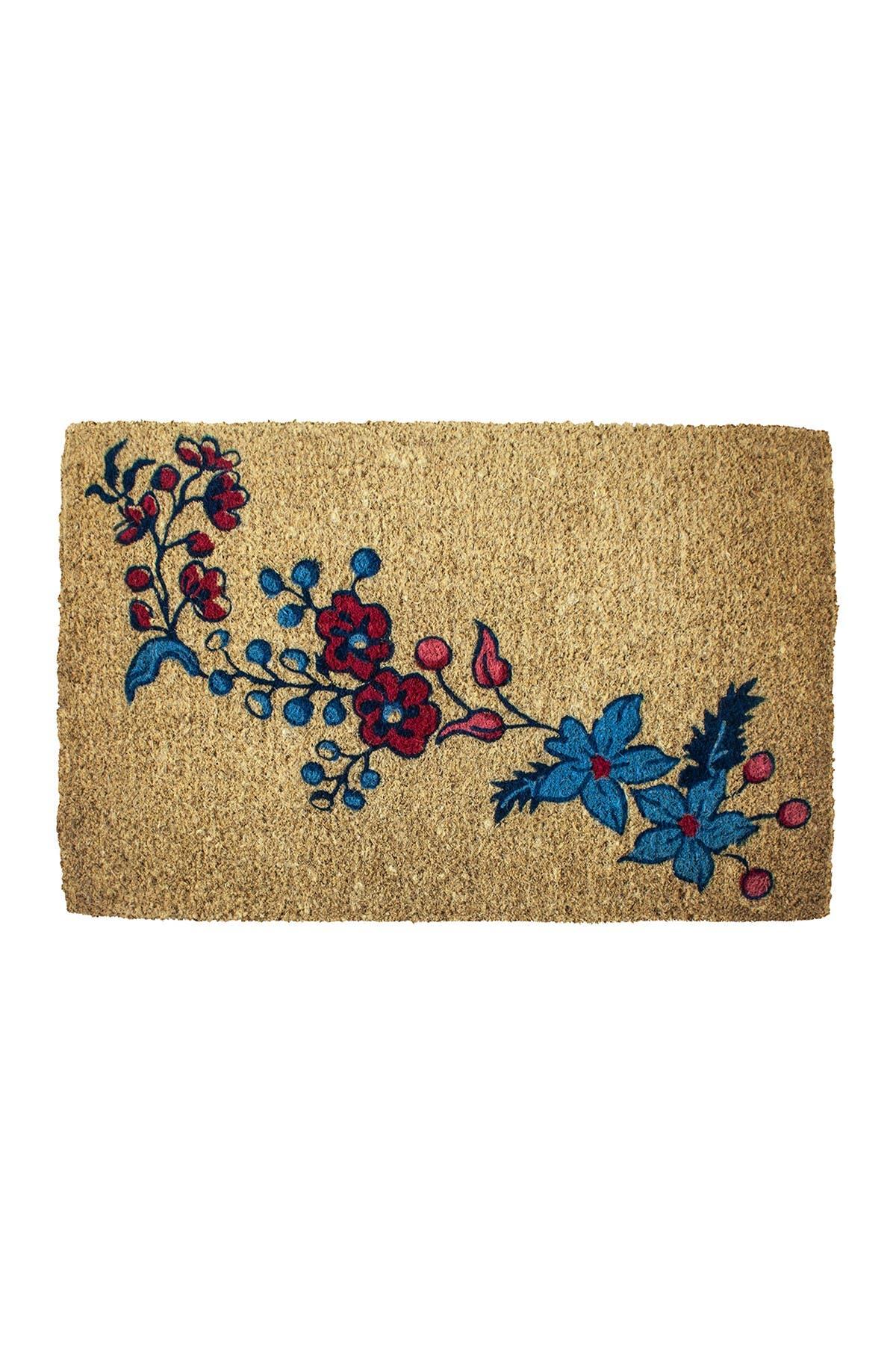 Image of ENTRYWAYS WILLIAMSBURG Garland Handwoven Coconut Fiber Doormat