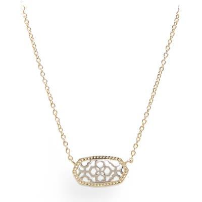 Kendra Scott Elisa Pendant Necklace