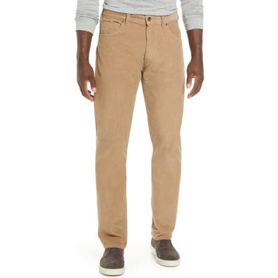 Patagonia Straight Fit Corduroy Pants, Beige