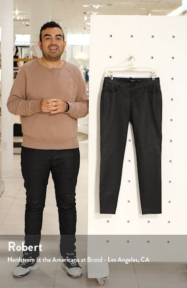 Mercer Coated Skinny Jeans, sales video thumbnail