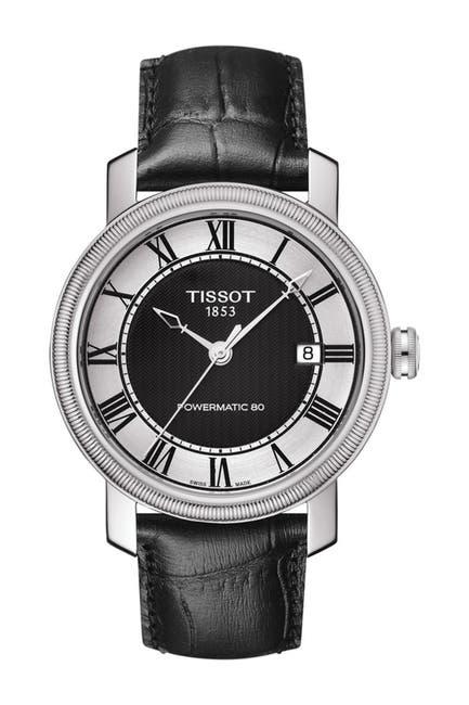 Image of Tissot Men's Bridgeport Powermatic 80 Watch, 40mm
