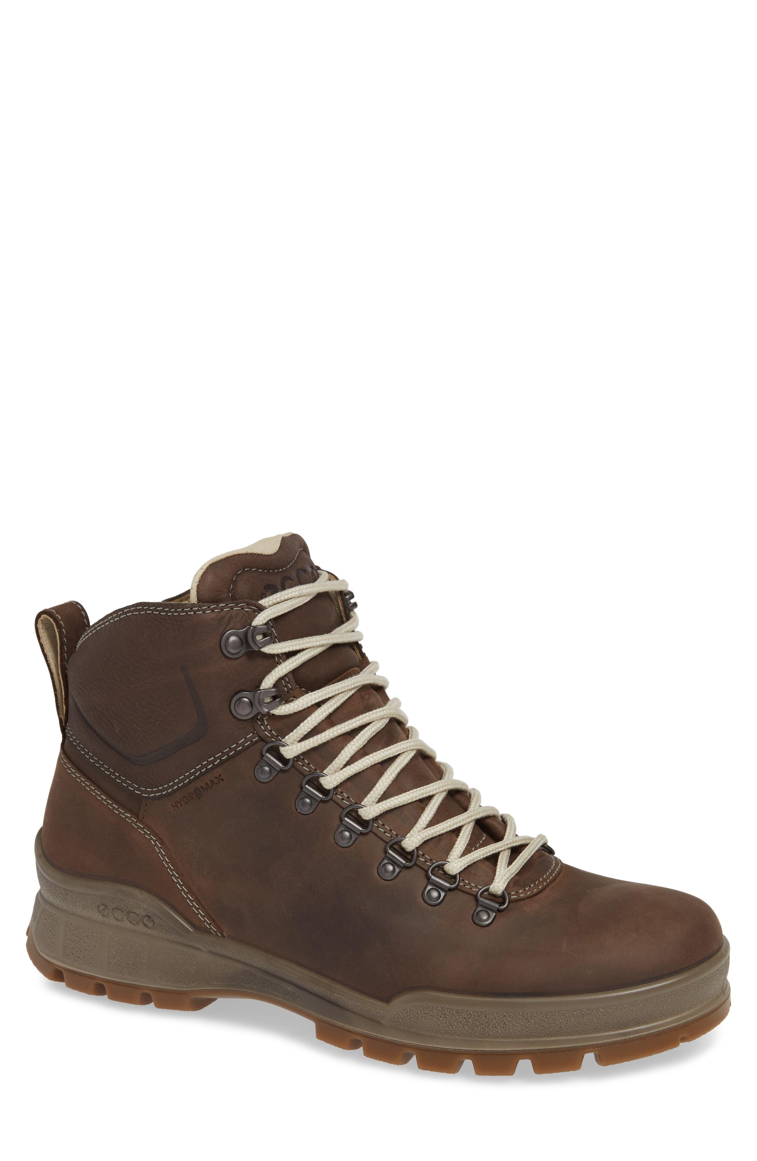 Ecco Track 25 Hyrdomax Boot - Brown