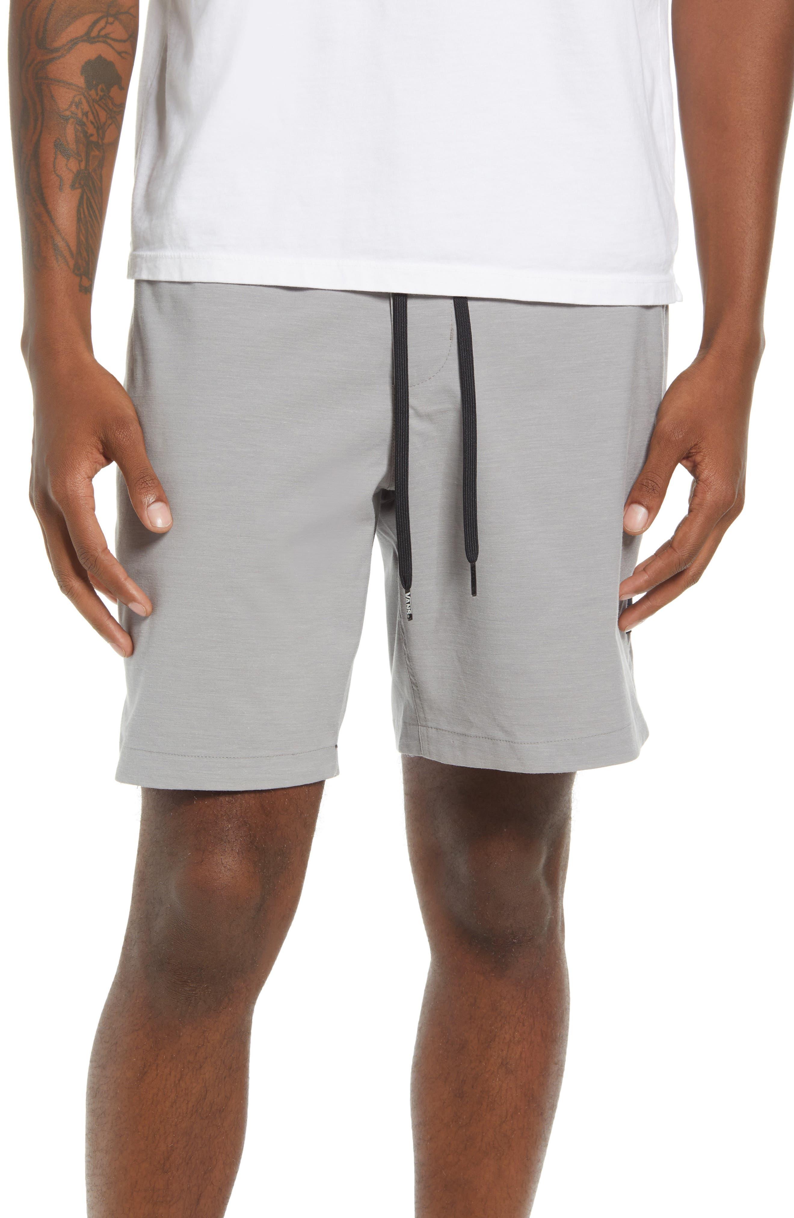 Men's Vans Microplush Hybrid Shorts
