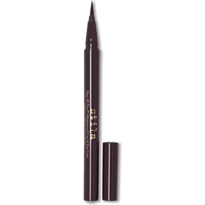 Stila Stay All Day Waterproof Liquid Eyeliner - Intense Amethyst