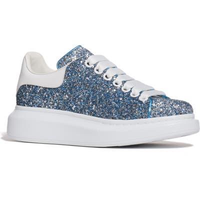 Alexander Mcqueen Sneaker - Blue