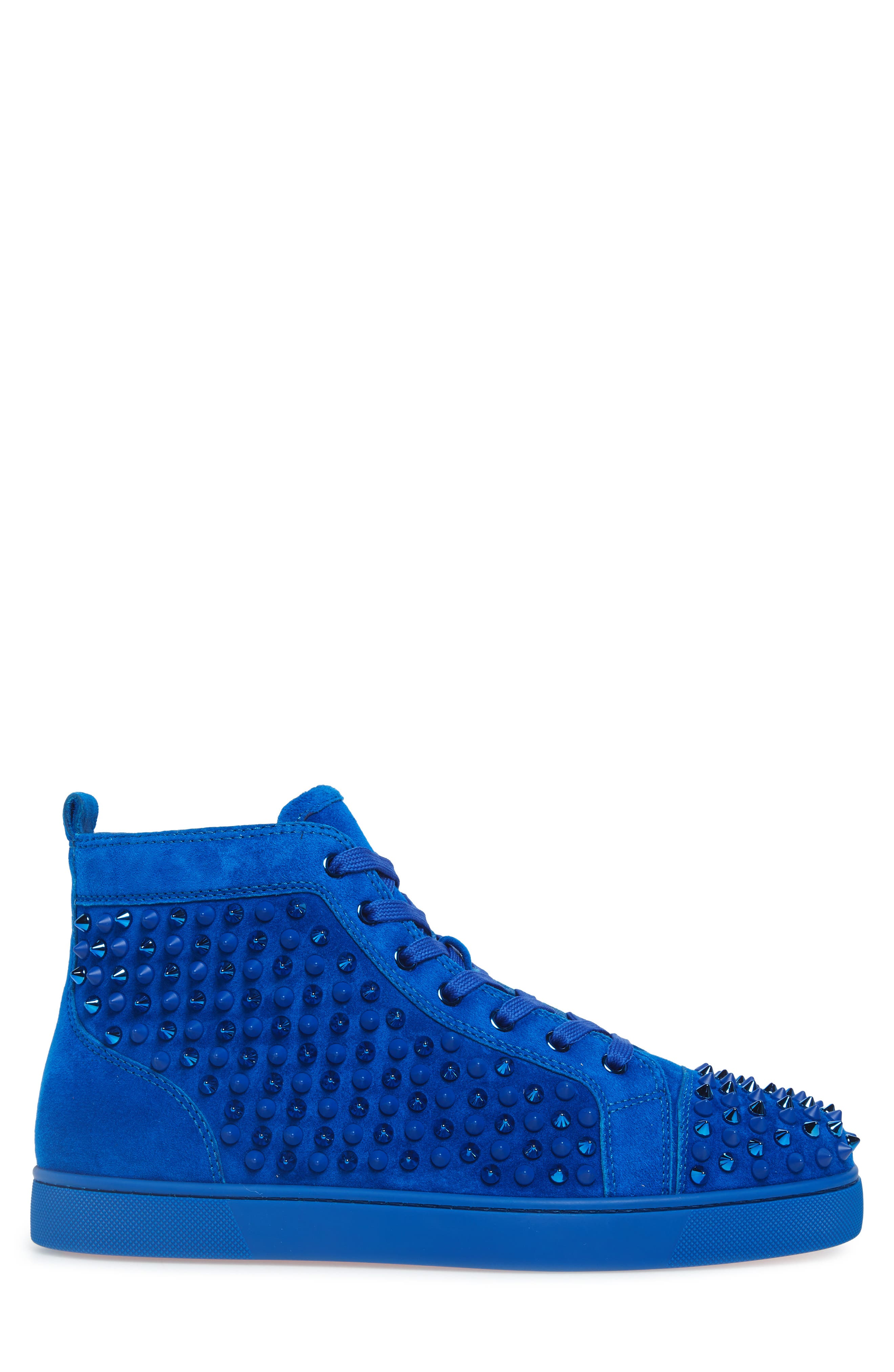 ,                             Louis Spikes High Top Sneaker,                             Alternate thumbnail 3, color,                             CYCLE/CYCLE MIX