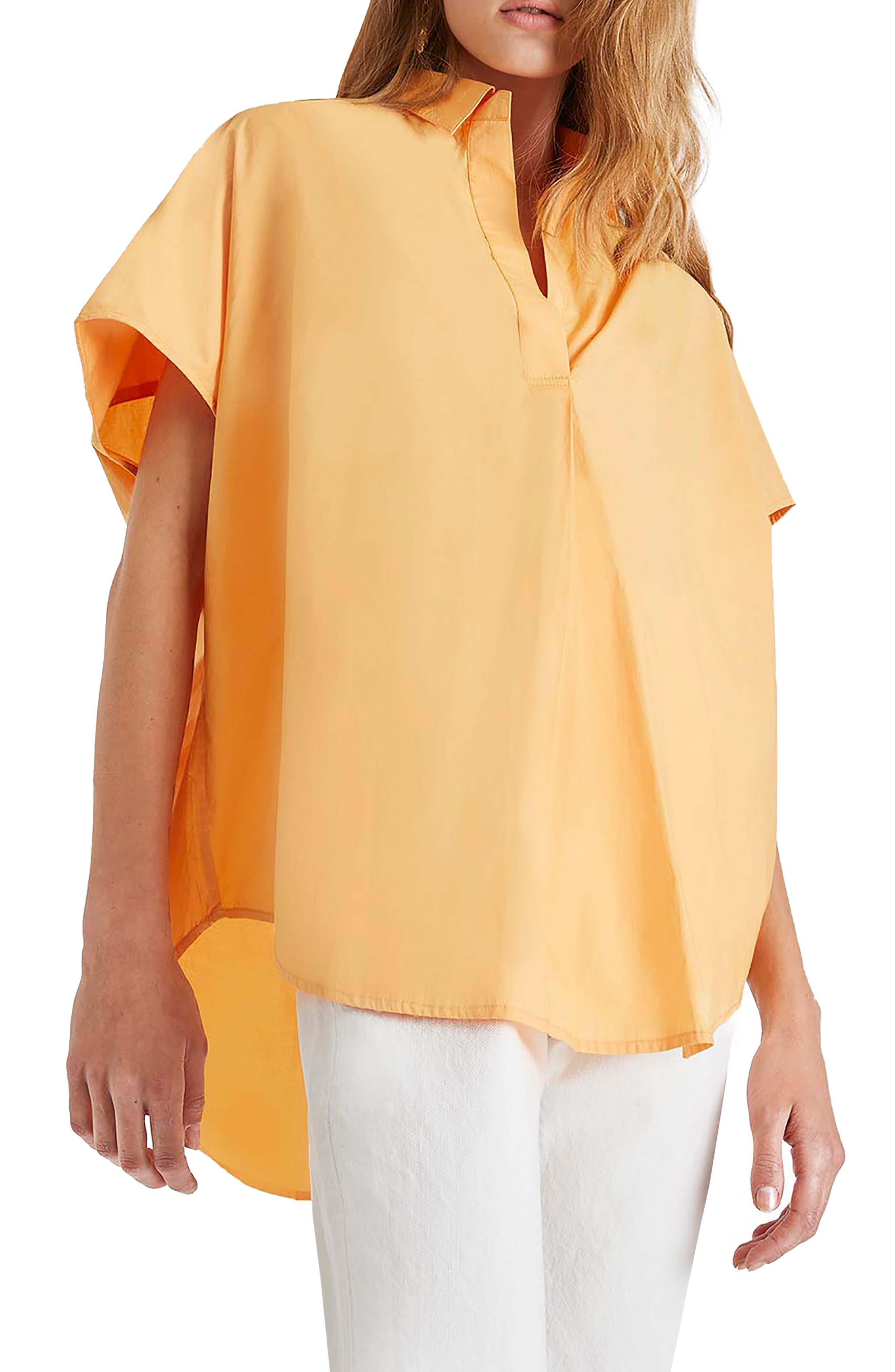 Cele Rhodes Popover Shirt