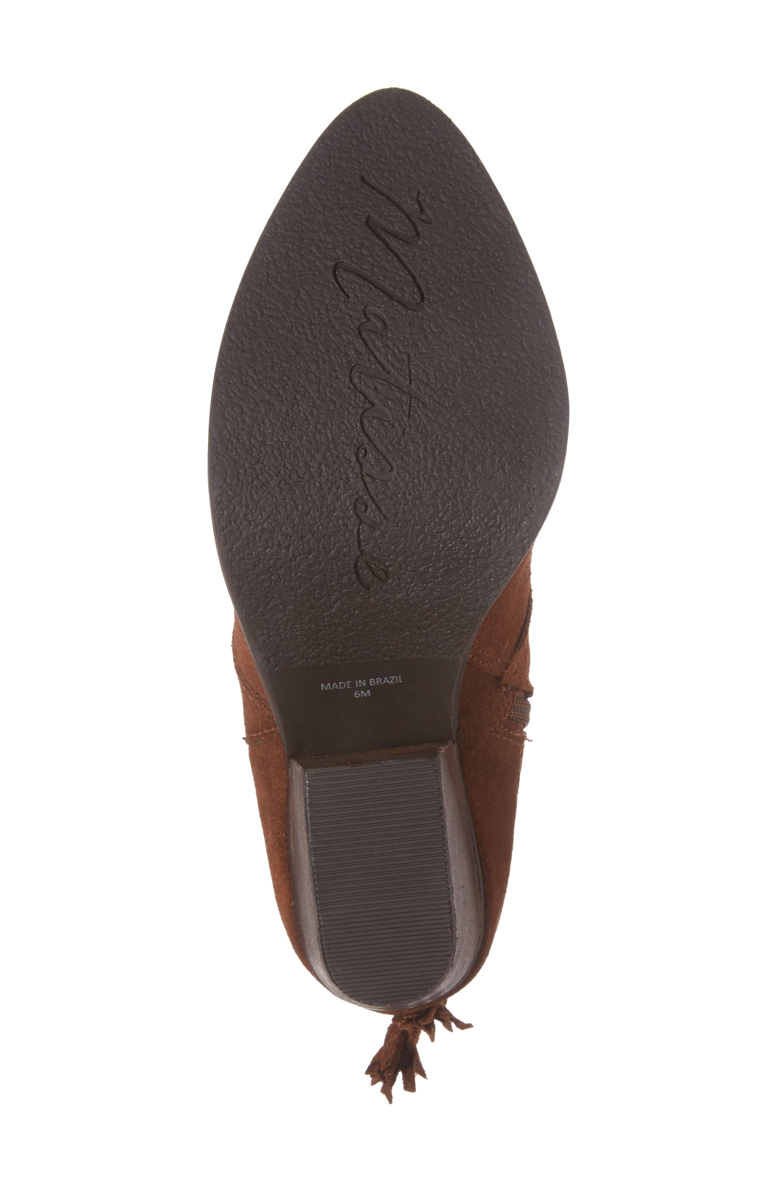 ,                             Laney Notched Heel Bootie,                             Alternate thumbnail 18, color,                             237