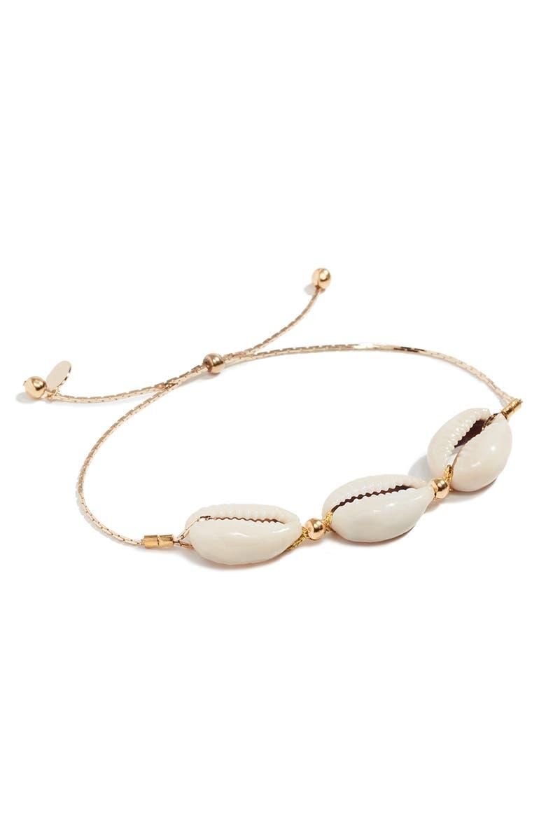 SHASHI Caroline Slide Bracelet, Main, color, 710