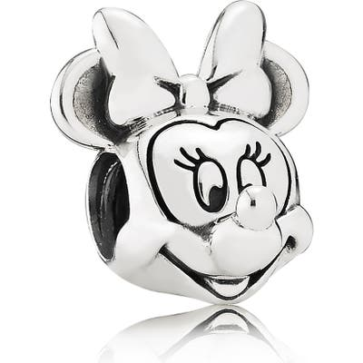 Pandora Disney Minnie Mouse Portrait Charm