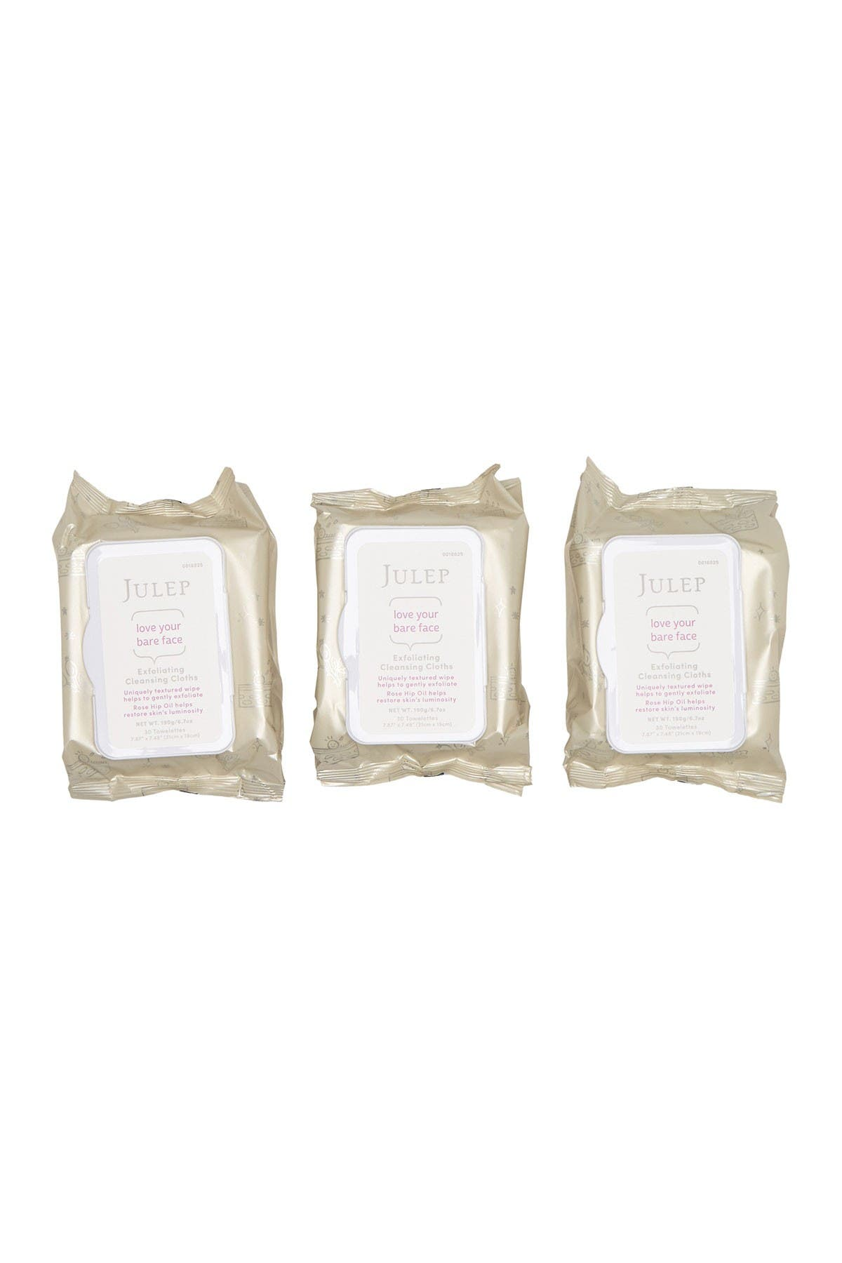 Bare Face Makeup Remover Wipes