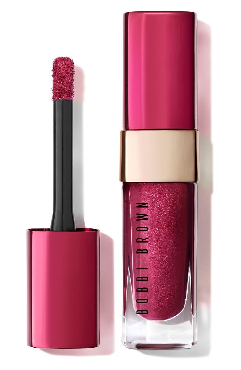 BOBBI BROWN Luxe Jewels Luxe Liquid Lipstick, Main, color, PRECIOUS GEM