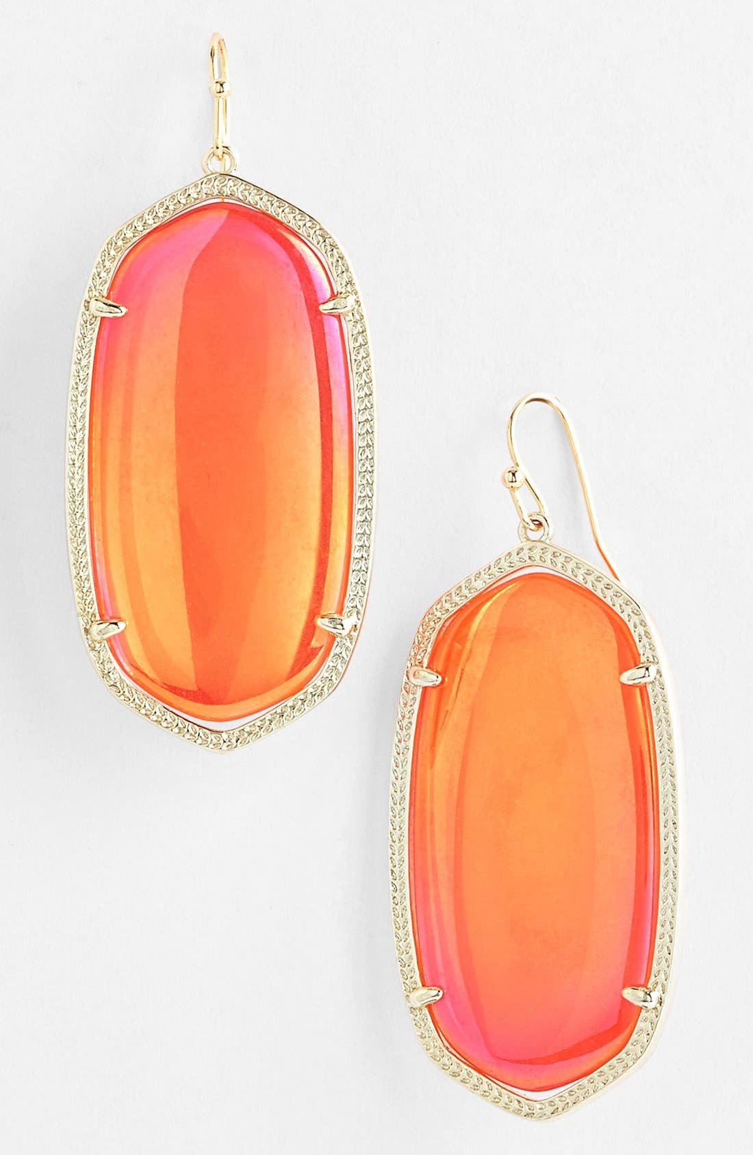 ,                             'Danielle' Oval Statement Earrings,                             Main thumbnail 78, color,                             955
