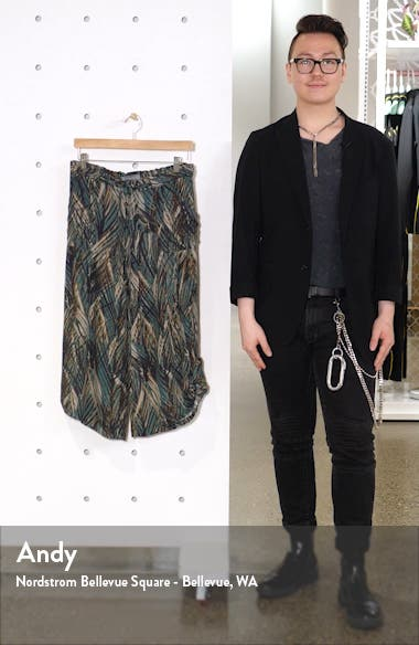 Tab Cuff Crop Pants, sales video thumbnail