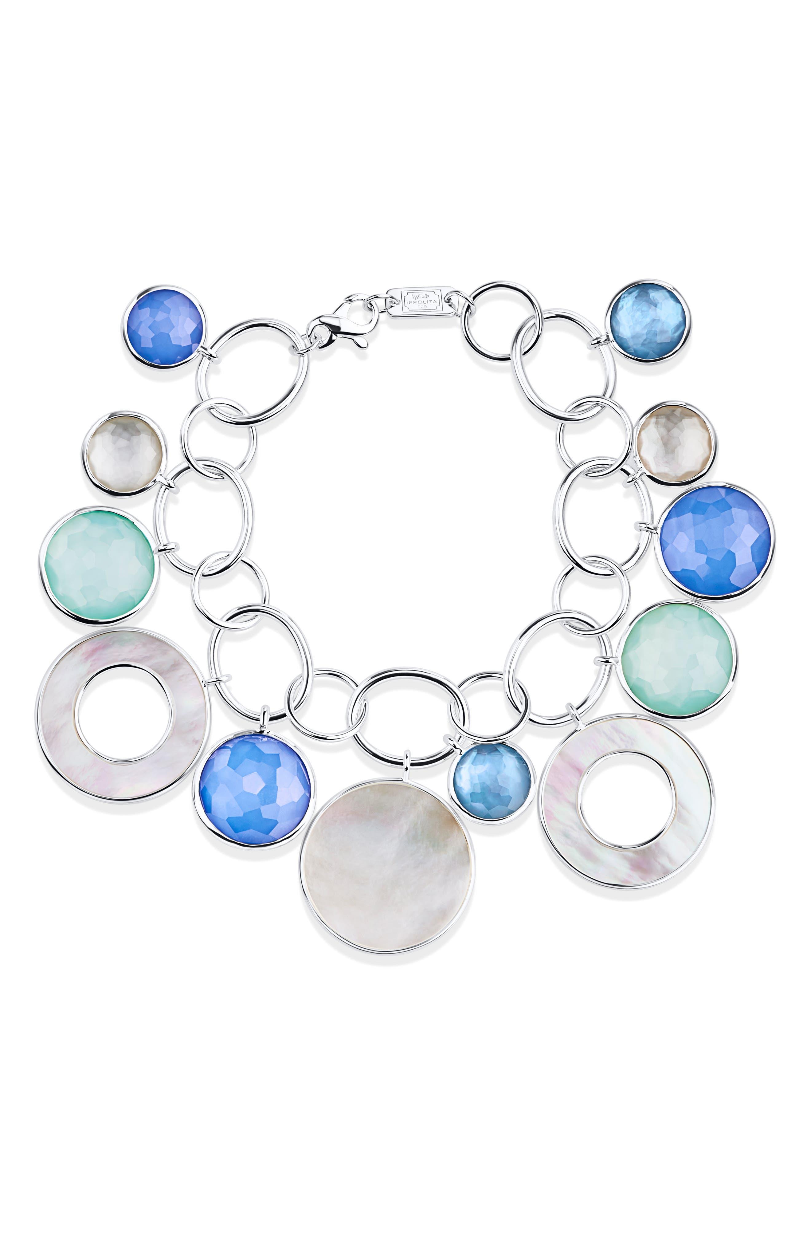 Image of Ippolita Wonderland Chain Link Bracelet
