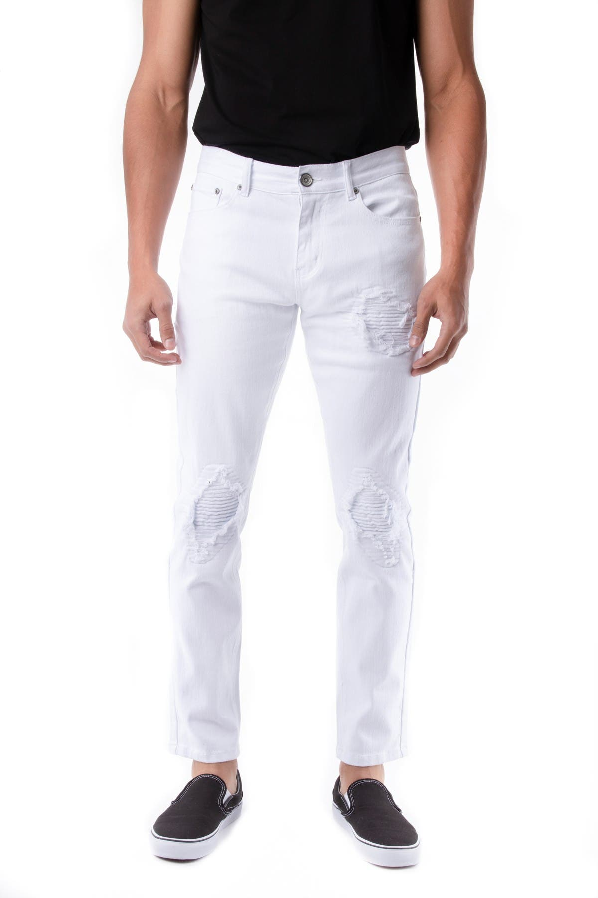 Image of XRAY Distressed Skinny Jeans