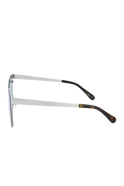 Image of Stella McCartney 58mm Square Sunglasses