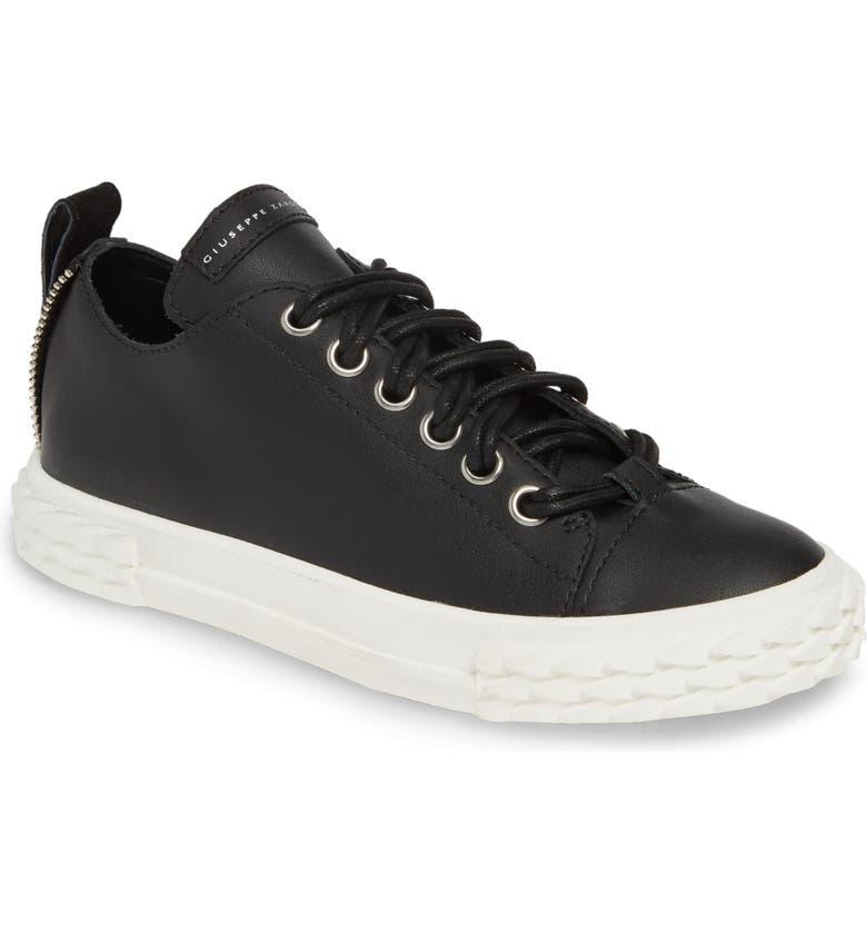 GIUSEPPE ZANOTTI Scale Sneaker, Main, color, 001