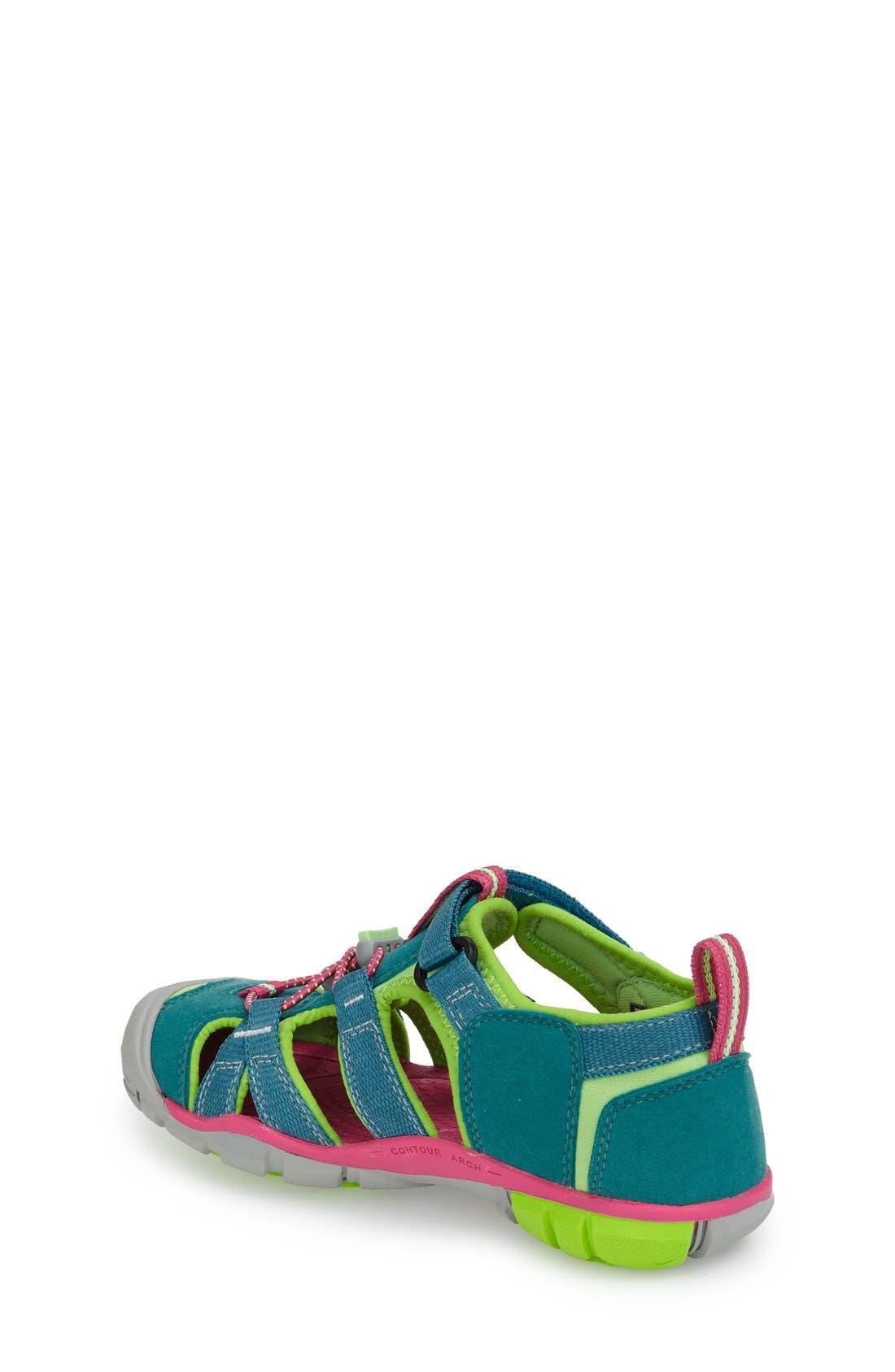 ,                             'Seacamp II' Water Friendly Sandal,                             Alternate thumbnail 129, color,                             300