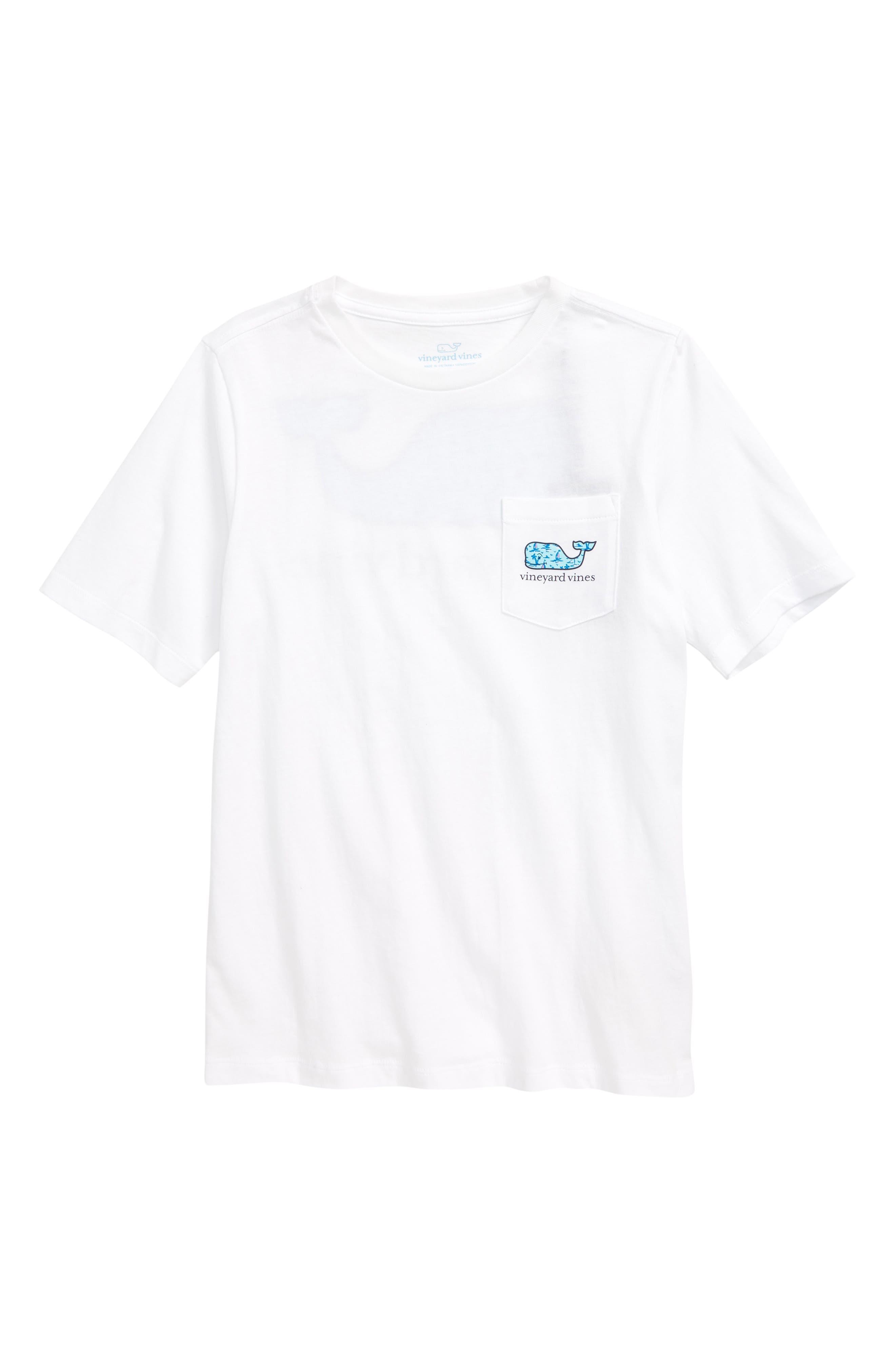Vineyard Vines Sport /& Sail Pocket T-Shirt