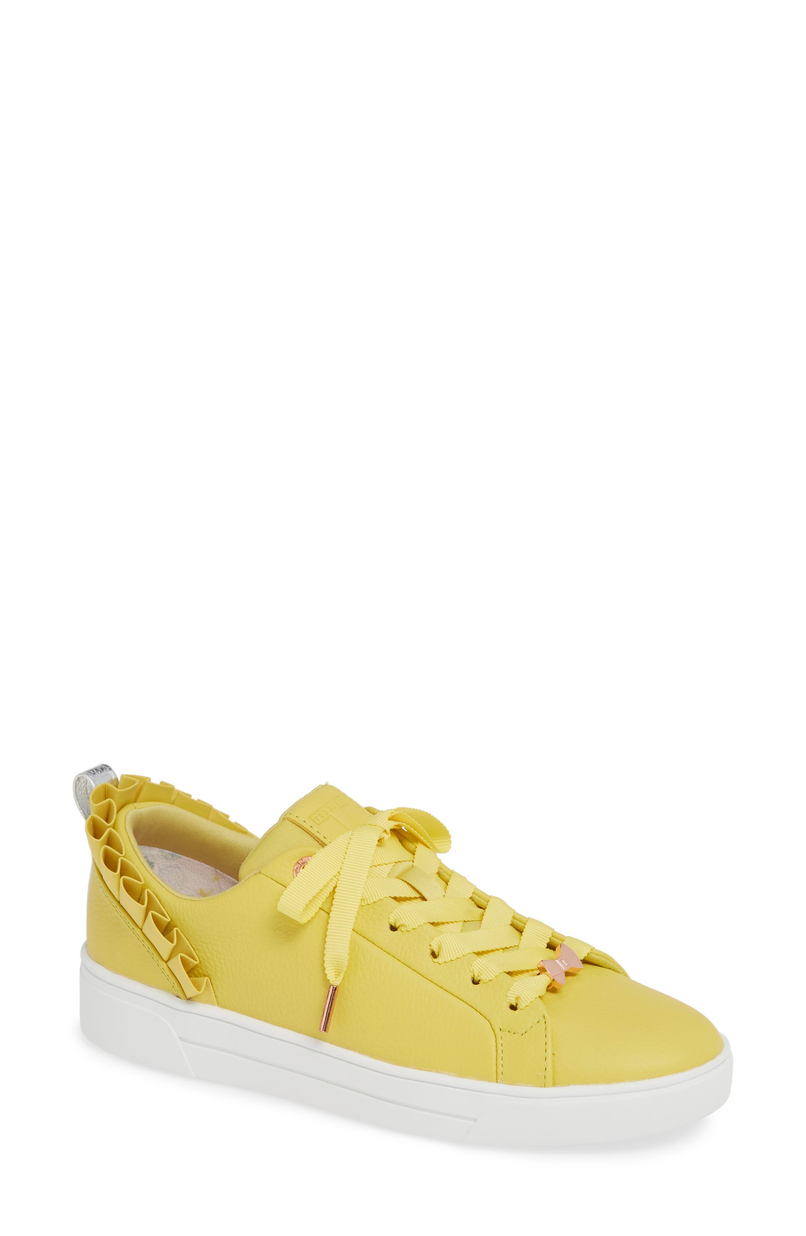 Ted Baker London Astrina Sneaker, Yellow