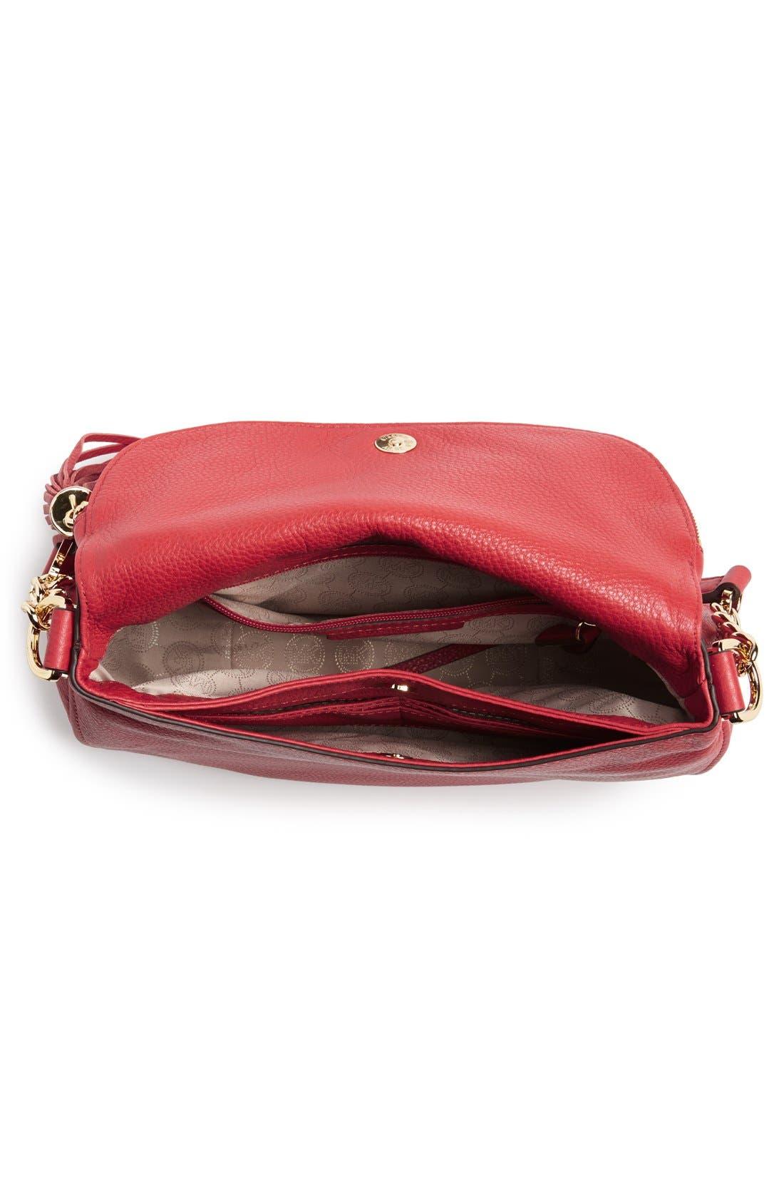 ,                             'Bedford Tassel - Medium' Convertible Leather Shoulder Bag,                             Alternate thumbnail 46, color,                             613