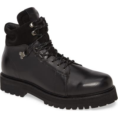 Allsaints Dillion Plain Toe Boot, Black