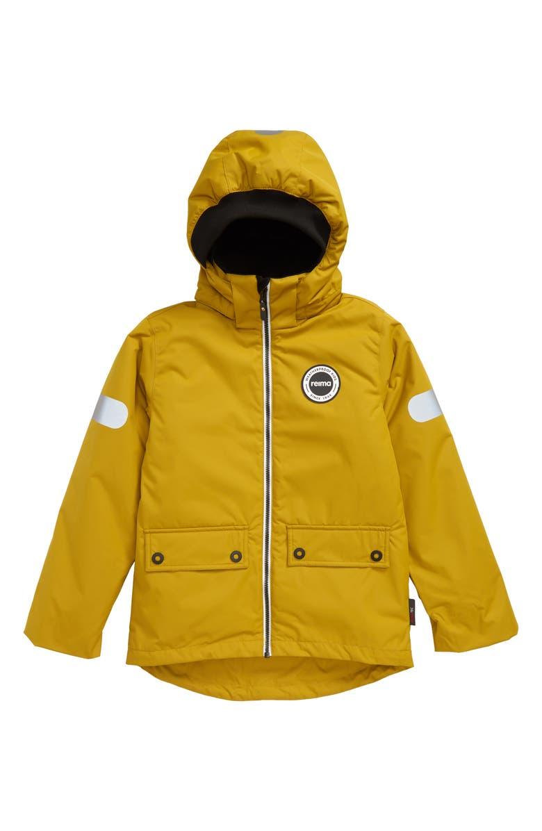 REIMA Reimatec<sup>®</sup> Waterproof Winter Jacket, Main, color, GREEN