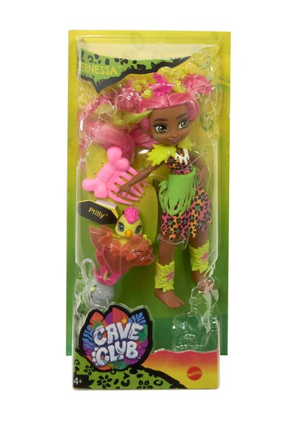 Image of Mattel Cave Club Doll - Fernessa