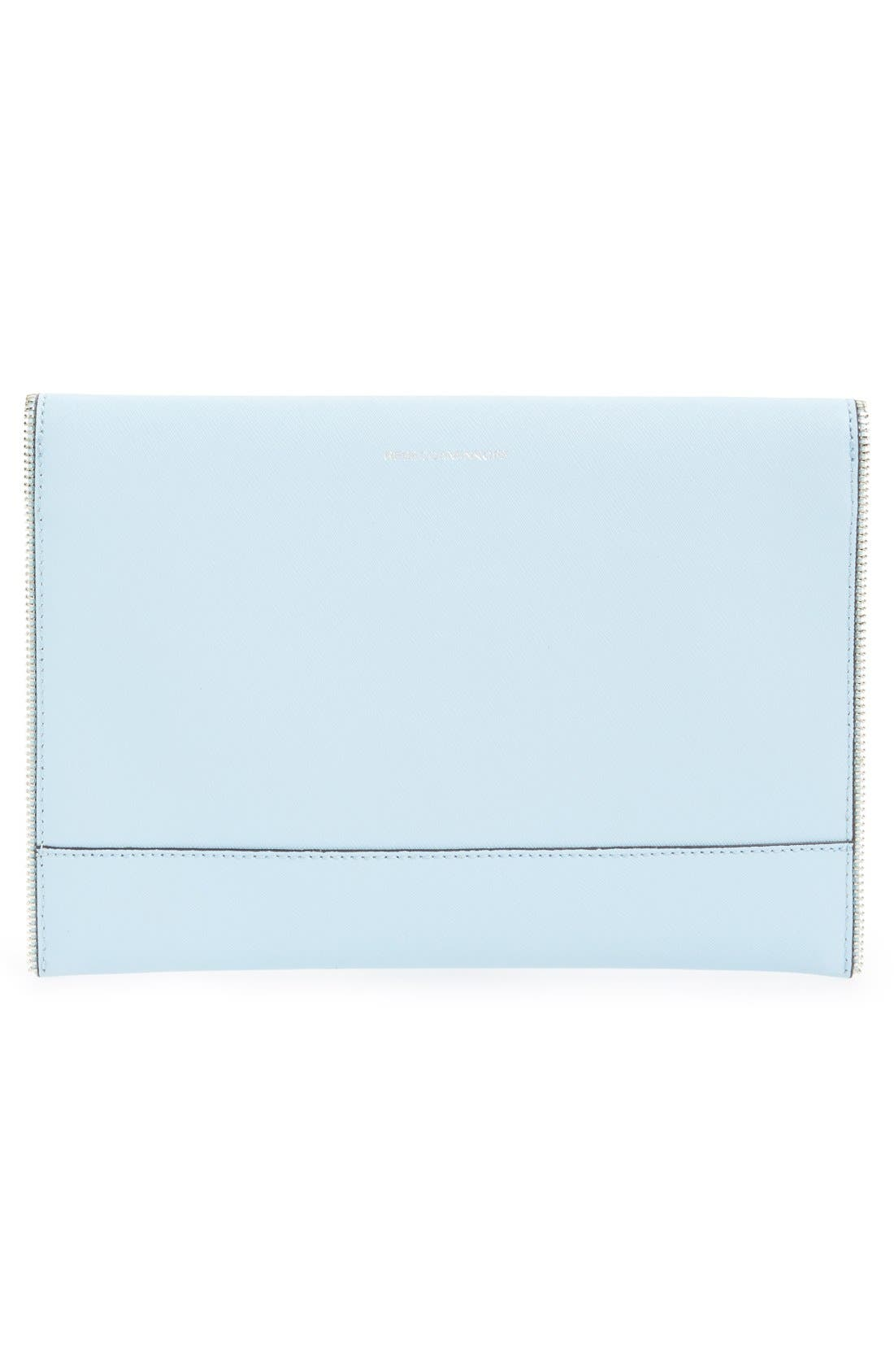 ,                             Leo Envelope Clutch,                             Alternate thumbnail 230, color,                             474