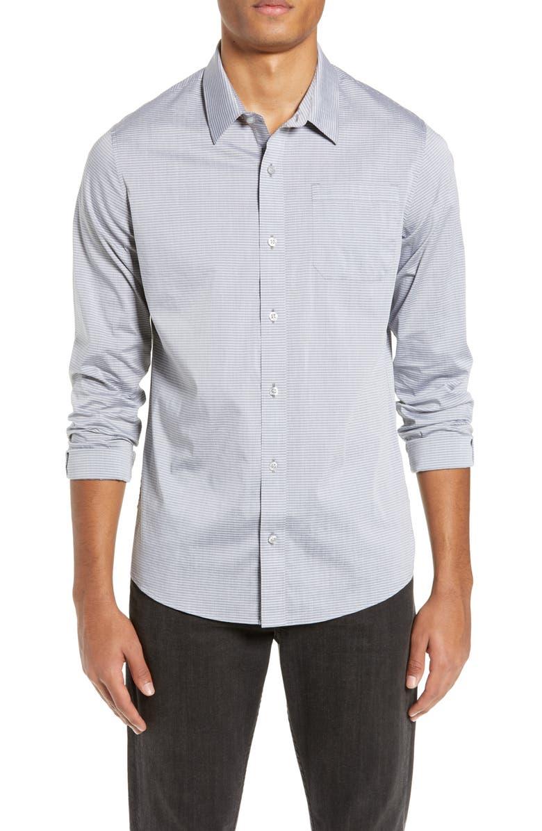 TRAVISMATHEW Lets Do It Again Regular Fit Shirt, Main, color, 020
