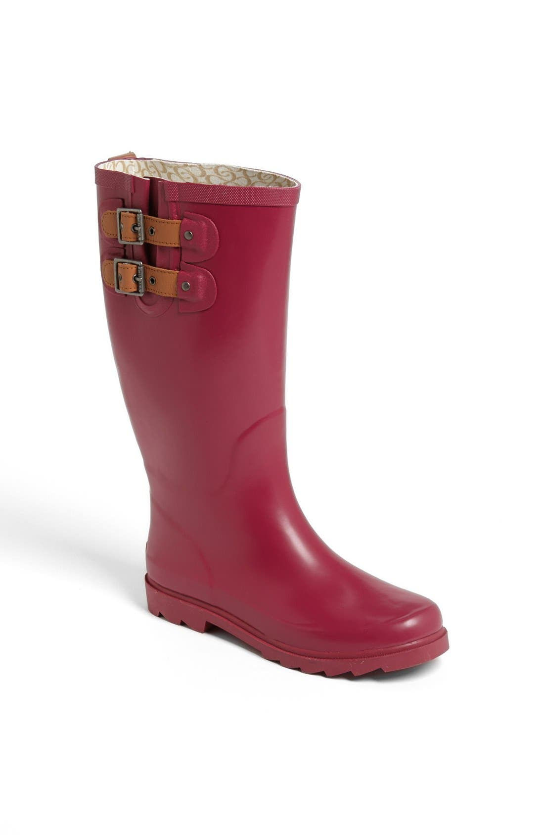 ,                             'Top Solid' Rain Boot,                             Main thumbnail 113, color,                             601
