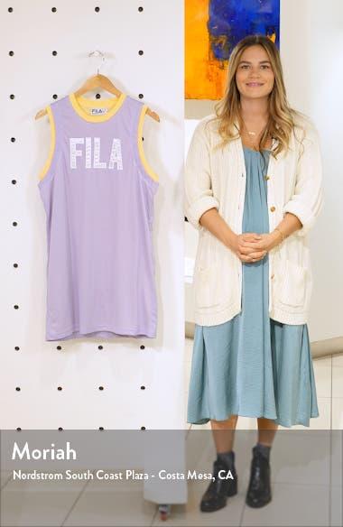 Candella Jersey Minidress, sales video thumbnail